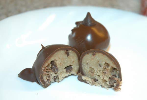Chocolate Chip Truffles