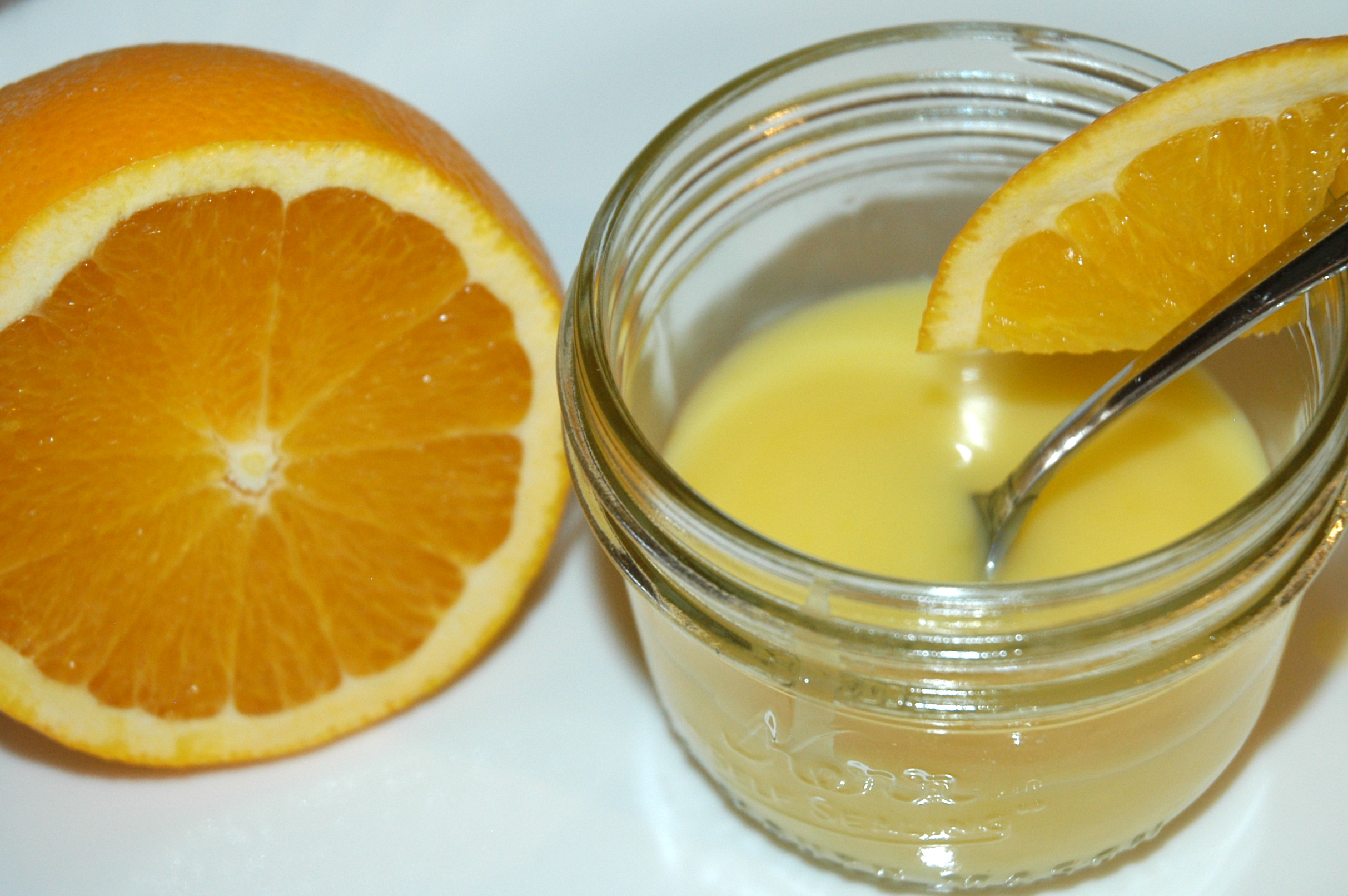Orange Curd | Simplest Things